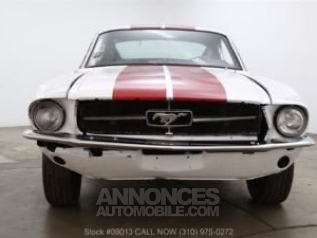 Ford Mustang 1968 Blanc Occasion - 0
