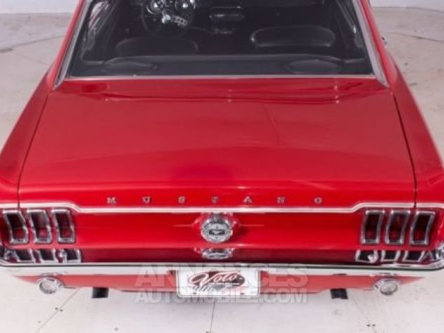 Ford Mustang 1968 Rouge Occasion - 7