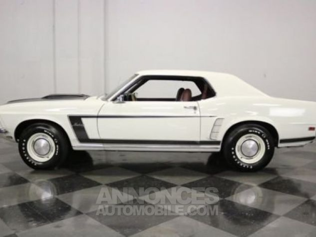 Ford Mustang 1969 Blanc Occasion - 0