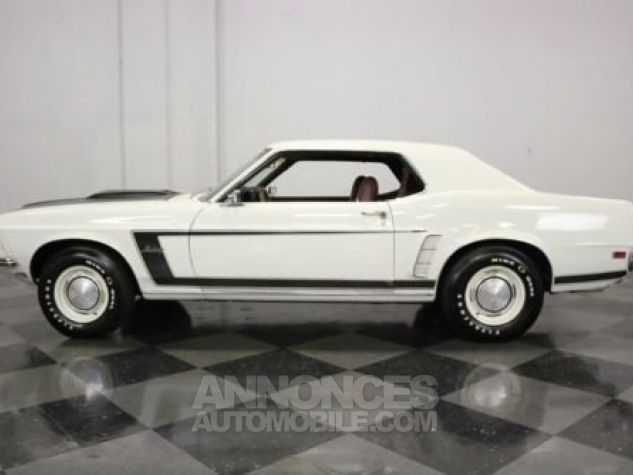 Ford Mustang 1969 Blanc Occasion - 5