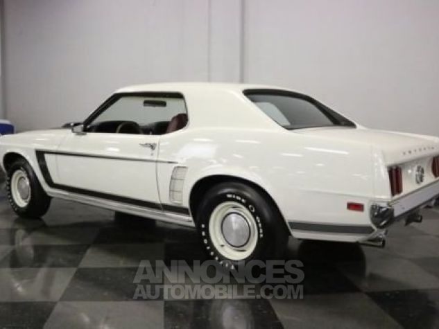 Ford Mustang 1969 Blanc Occasion - 6