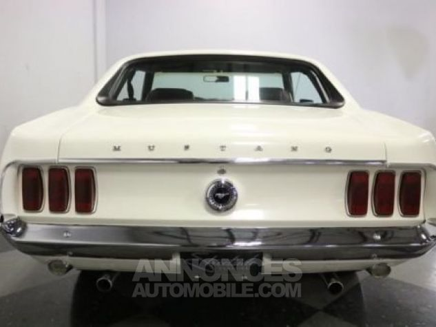 Ford Mustang 1969 Blanc Occasion - 9