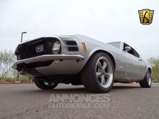 Ford Mustang 1970 Noir Occasion - 3