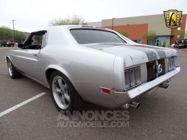 Ford Mustang 1970 Noir Occasion - 8