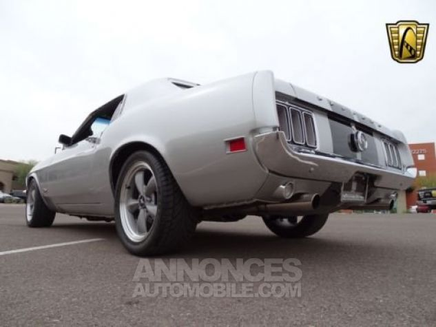 Ford Mustang 1970 Noir Occasion - 9