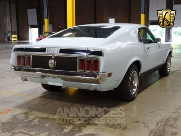Ford Mustang 1970 Bleu Occasion - 2