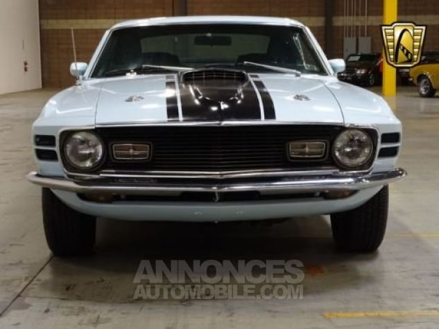 Ford Mustang 1970 Bleu Occasion - 5