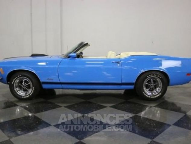 Ford Mustang 1970 Bleu Occasion - 0