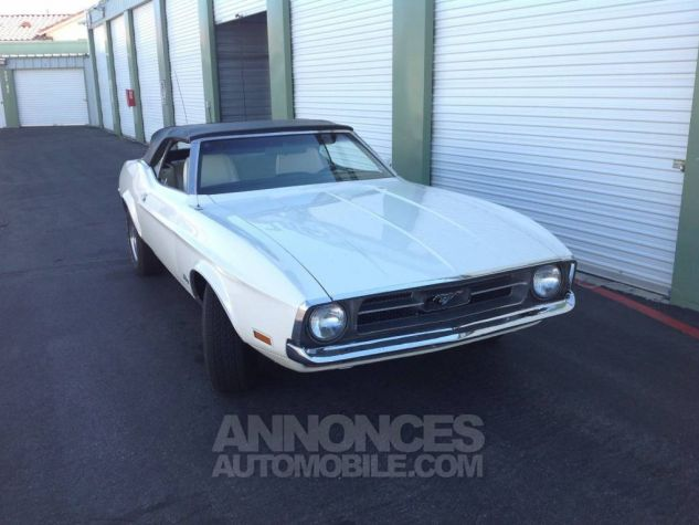 Ford Mustang 1971  Occasion - 3