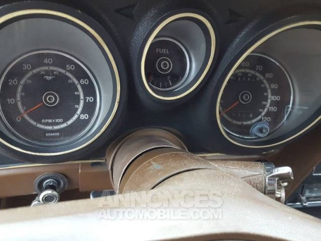 Ford Mustang 1972  Occasion - 8