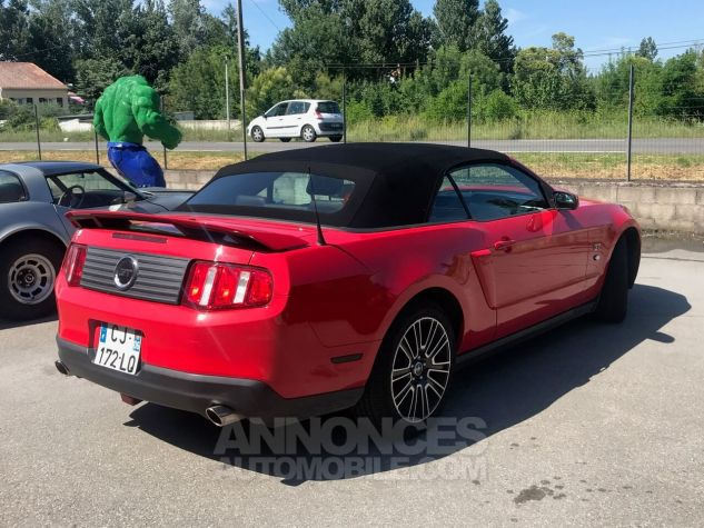 Ford Mustang 2010  Occasion - 2