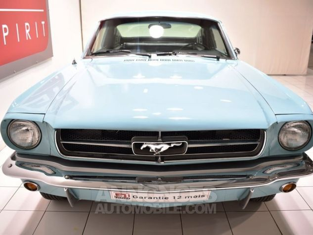 Ford Mustang 289Ci Fastback Tropical Turquoise Occasion - 3