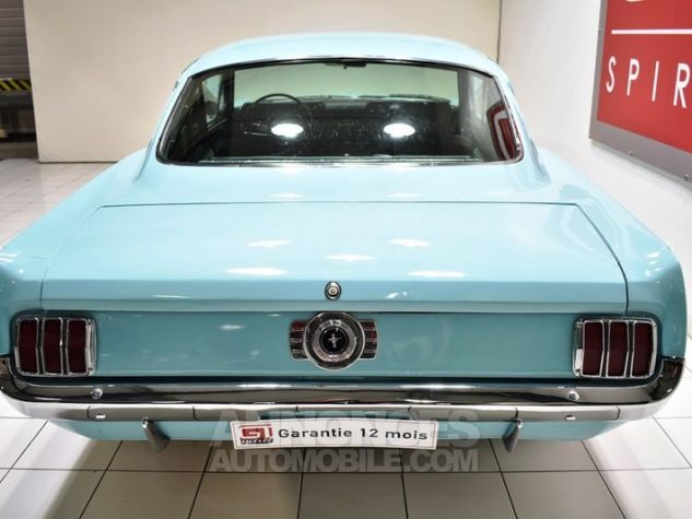 Ford Mustang 289Ci Fastback Tropical Turquoise Occasion - 4