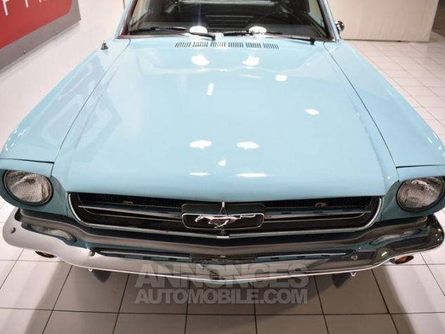 Ford Mustang 289Ci Fastback Tropical Turquoise Occasion - 10