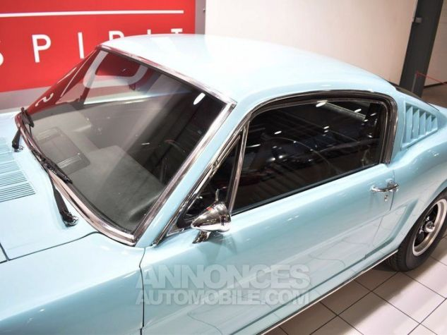 Ford Mustang 289Ci Fastback Tropical Turquoise Occasion - 21