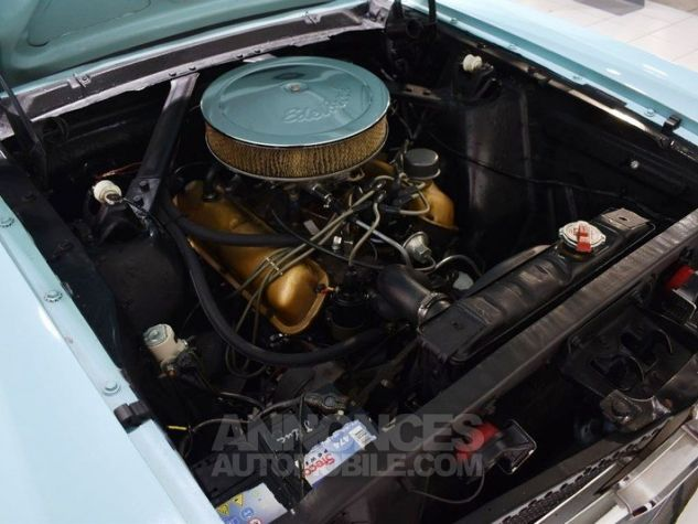 Ford Mustang 289Ci Fastback Tropical Turquoise Occasion - 38