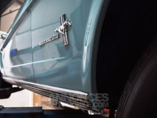 Ford Mustang 289Ci Fastback Tropical Turquoise Occasion - 43