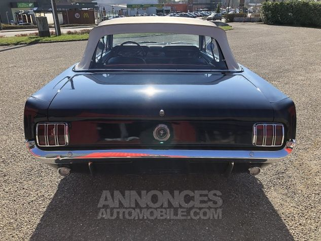 Ford Mustang CABRIOLET BLEU Occasion - 4