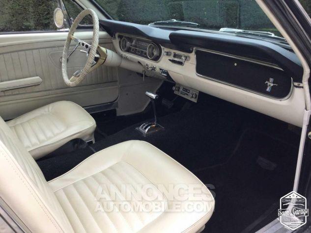 Ford Mustang Coupé V8 289 BVA Noir Occasion - 4