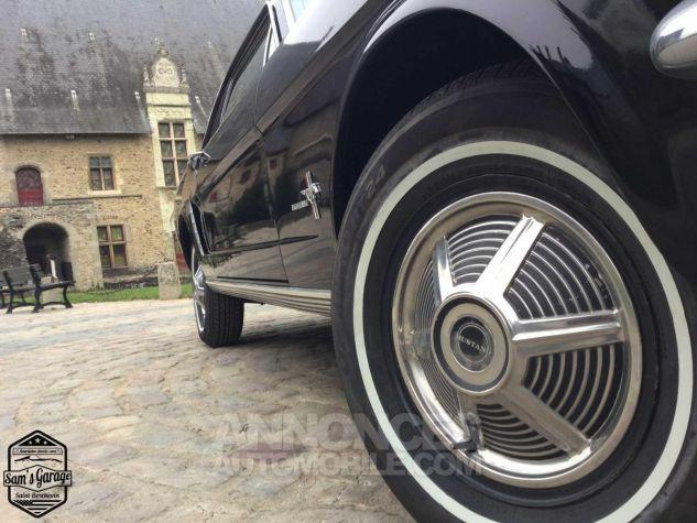 Ford Mustang Coupé V8 289 BVA Noir Occasion - 8