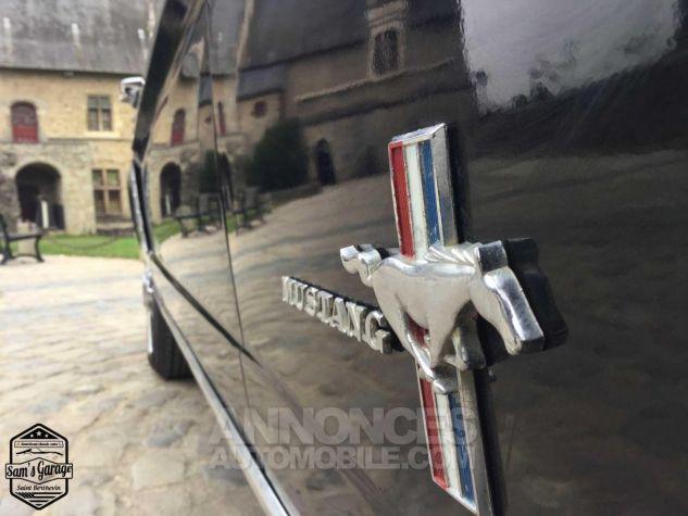 Ford Mustang Coupé V8 289 BVA Noir Occasion - 9