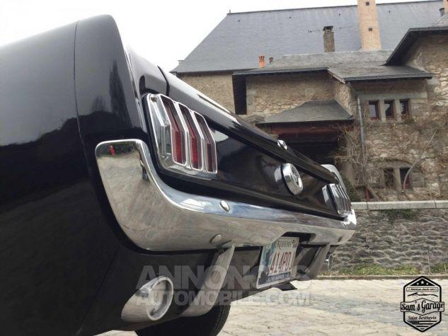 Ford Mustang Coupé V8 289 BVA Noir Occasion - 10
