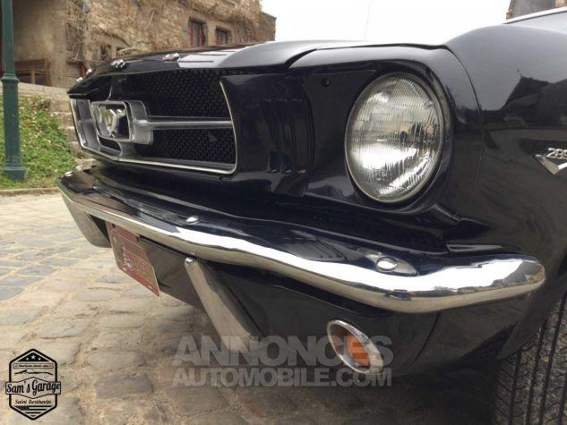 Ford Mustang Coupé V8 289 BVA Noir Occasion - 16