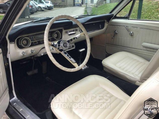 Ford Mustang Coupé V8 289 BVA Noir Occasion - 17