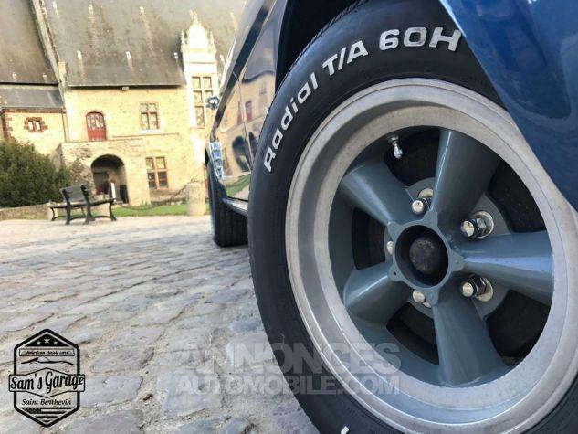 Ford Mustang Coupé V8 289 BVA Bleu Occasion - 8