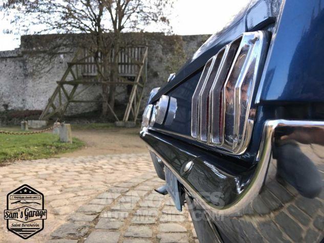 Ford Mustang Coupé V8 289 BVA Bleu Occasion - 9