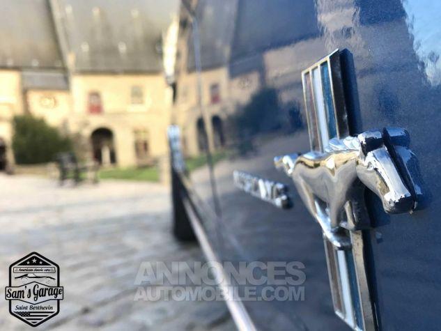Ford Mustang Coupé V8 289 BVA Bleu Occasion - 10