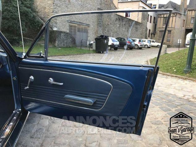 Ford Mustang Coupé V8 289 BVA Bleu Occasion - 11