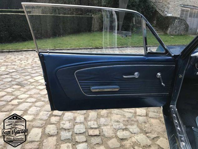 Ford Mustang Coupé V8 289 BVA Bleu Occasion - 14