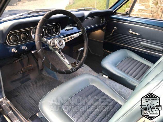Ford Mustang Coupé V8 289 BVA Bleu Occasion - 16
