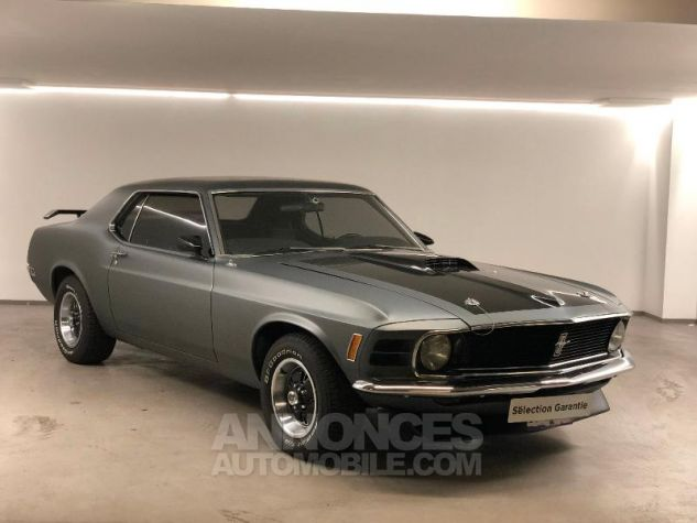 Ford Mustang COUPE V8  302 CI WINDSOR GRIS MAT Occasion - 0