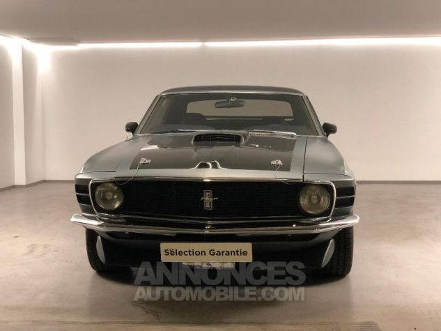 Ford Mustang COUPE V8  302 CI WINDSOR GRIS MAT Occasion - 1