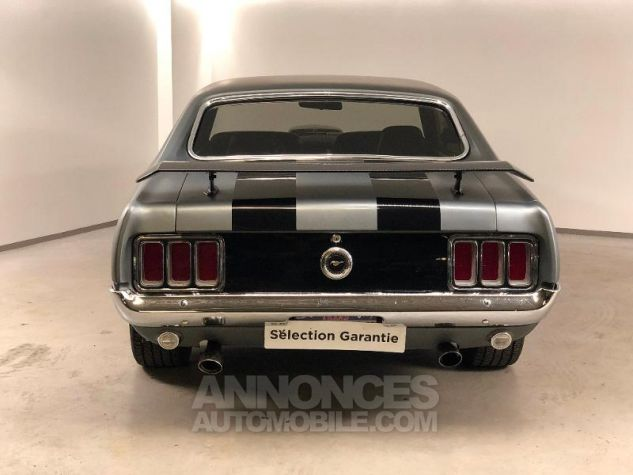 Ford Mustang COUPE V8  302 CI WINDSOR GRIS MAT Occasion - 4