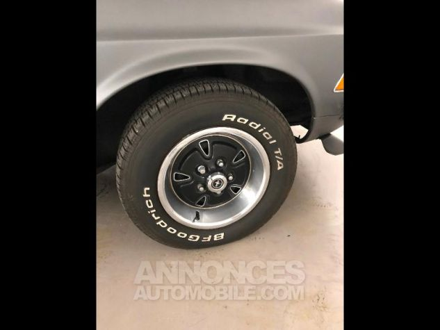 Ford Mustang COUPE V8  302 CI WINDSOR GRIS MAT Occasion - 9