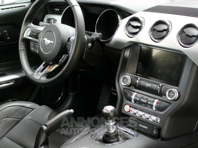 Ford Mustang GT Supercharged Magnetic ride - ROUSH Mustang 670CH 19' Gris Argent Clair Occasion - 9