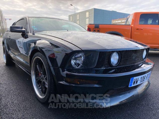 Ford Mustang GT V8 4,6L Noir Verni Occasion - 3