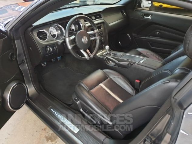 Ford Mustang GT V8 50L TRACK PACK 31800KM gris anthracite métallisé Occasion - 8