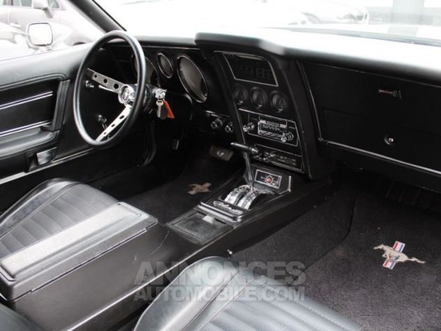Ford Mustang MACH 1 351 CI CLEVELAND V8 Q-CODE GRIS Occasion - 2