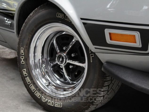 Ford Mustang MACH 1 351 CI CLEVELAND V8 Q-CODE GRIS Occasion - 5