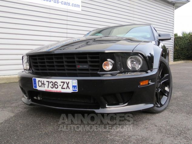 Ford Mustang Saleen S281 Supercharged 2006 Noire Occasion - 3