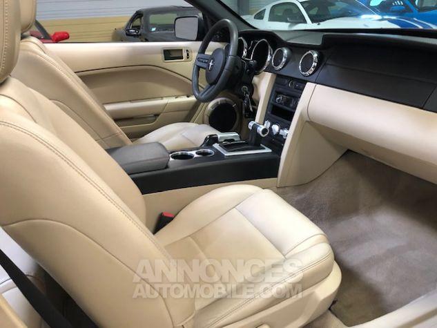 Ford Mustang V6 AUTOMATIQUE 4,0L Bordeaux Métallisé Occasion - 7