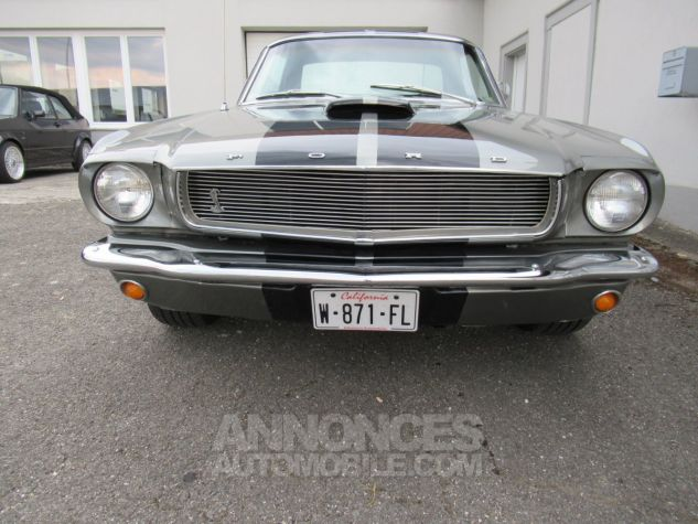 Ford Mustang V8 289 gris Occasion - 2
