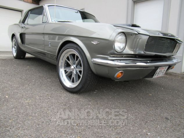 Ford Mustang V8 289 gris Occasion - 7