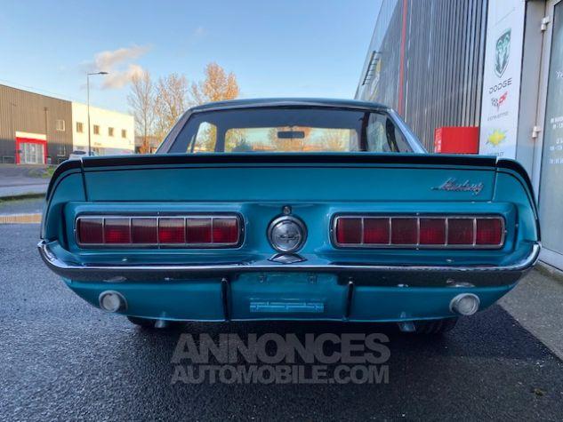 Ford Mustang V8 289 BVA Turquoise Verni Occasion - 5