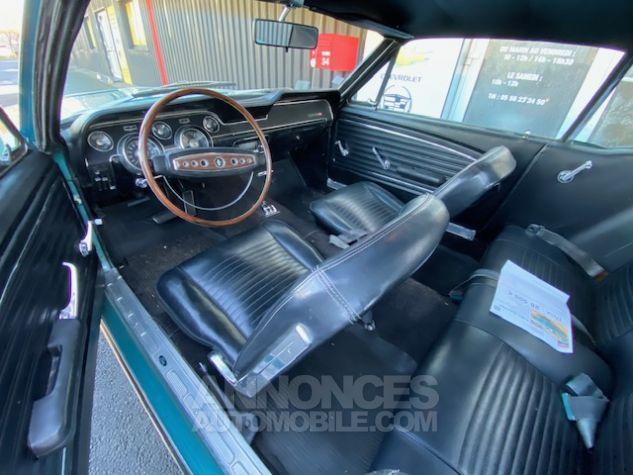 Ford Mustang V8 289 BVA Turquoise Verni Occasion - 6