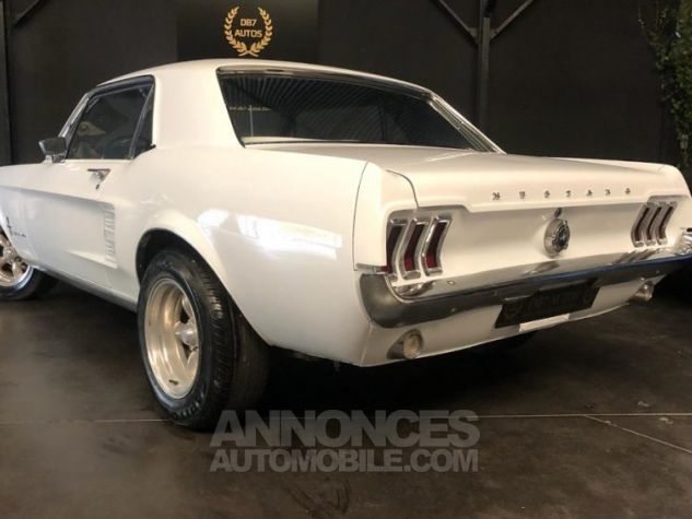 Ford Mustang V8 289 PEINTURE NEUVE BLANC Occasion - 2